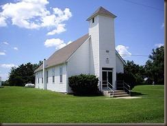 Ebenezer Methodist Church Kansas by Steve Meirowsky on Flickr 240x180