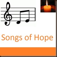 SOH plus clef and notes and candle