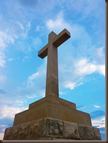 cross by Sean MacEntee on flickr