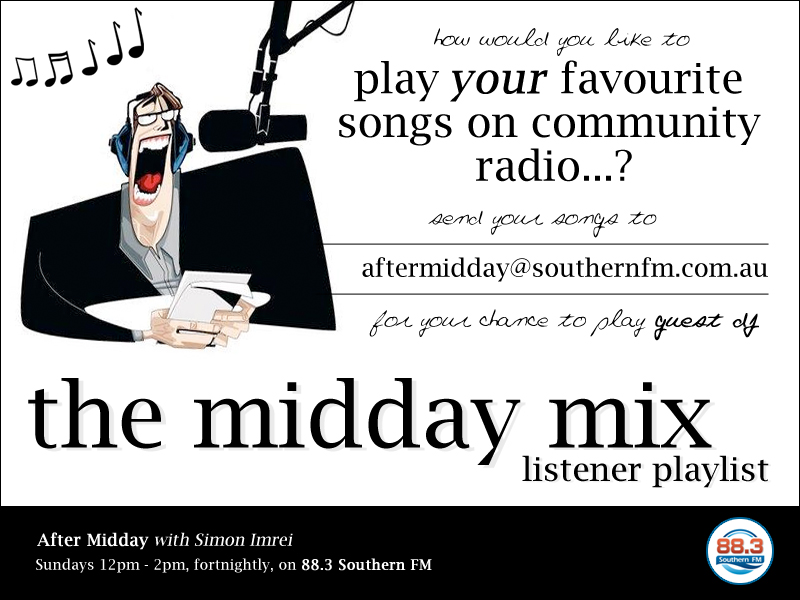 The Midday Mix on After Midday