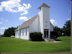 Ebenezer Methodist Church Kansas by Steve Meirowsky on Flickr 240x180