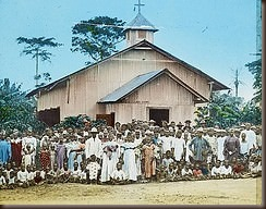 Akaniobio Church Calabar Nigeria 1910 by Ashley Van Haeften on Flickr