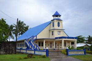 Church in Samoa