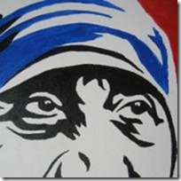 Mother Teresa from Juan Blanco by Denise Krebs on flickr 200x200 75pc