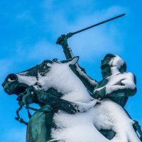 Joan of Arc by Paul VanDerWerf on flick 200x200