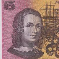 caroline chisholm on $5 note in australia 200x200