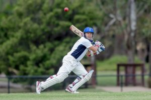 East Sandy's Brad Hodge was in a savage mood belting 141 with eleven sixes.