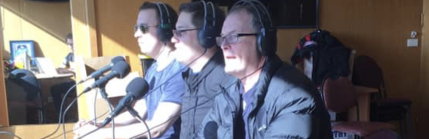 Southern FM VFL commentary team