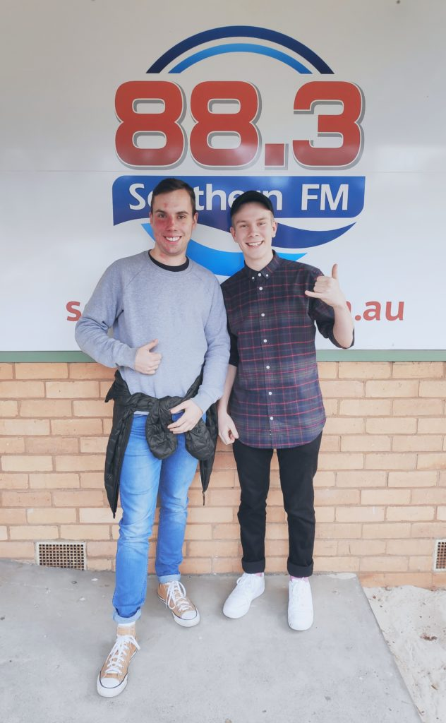 Banta duo outside southern FM